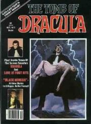Tomb Of Dracula Magazine (1979 Series)